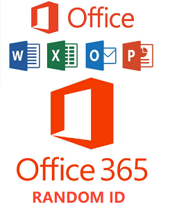 ms-office-365-random-id-account