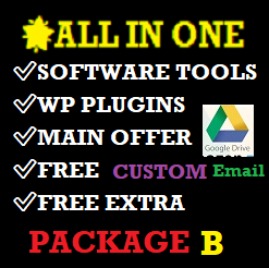 package-b-with-software-tools-plugins-bundled-and-Custom Email